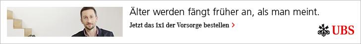 UBS Vorsorge 728 x 90